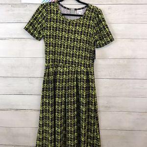 LuLaRoe Amelia Dress - Size L - NWT